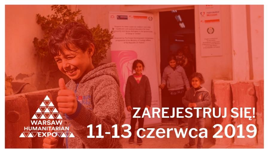 Warsaw Humanitarian Expo – Warszawskie Targi Humanitarne