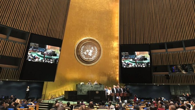 Polska w Radzie Praw Człowieka ONZ