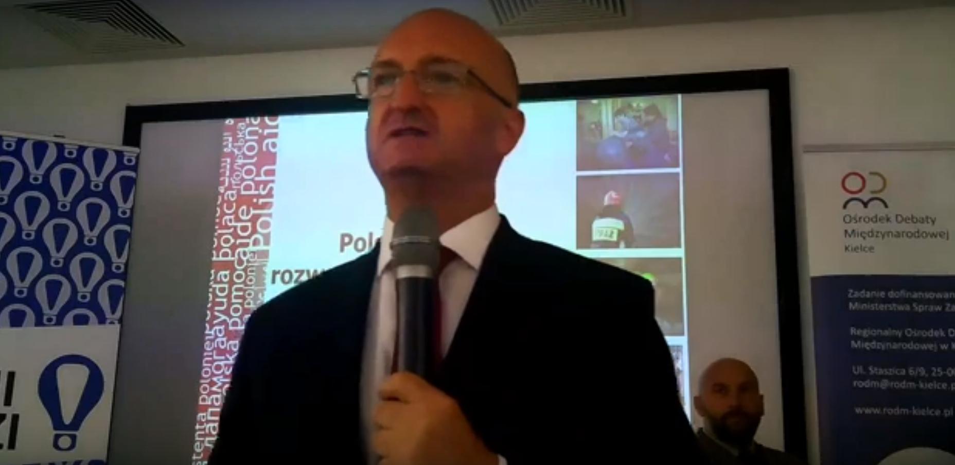 Polska pomoc humanitarna – zapis debaty