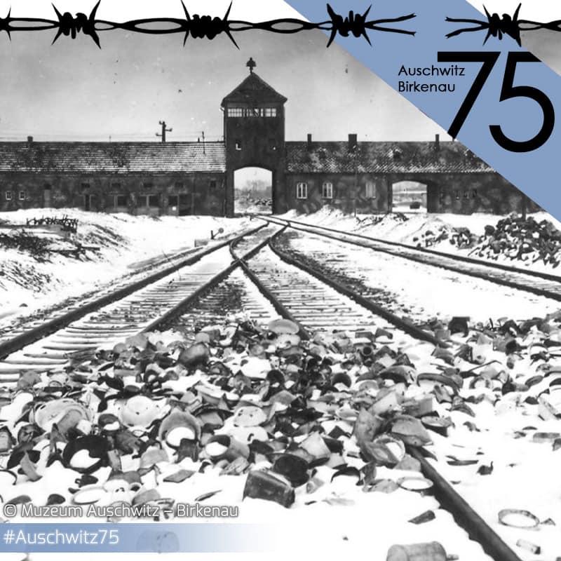 Pamięć o pomordowanych w niemieckich obozach koncentracyjnych.