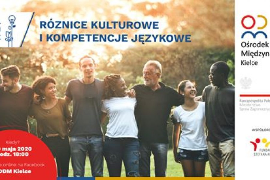 Warsztaty różnice kulturowe i kompetencje międzynarodowe