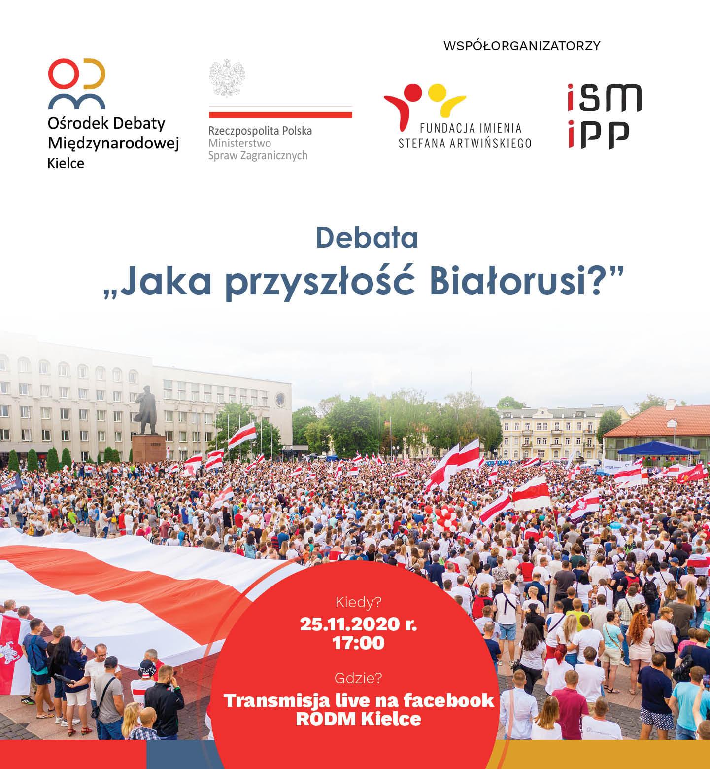 Jaka Przyszłość Białorusi