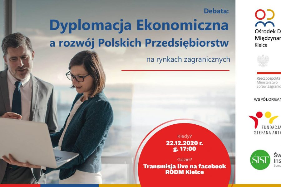 Dyplomacja ekonomiczna a rozwój Polskich Przedsiębiorców