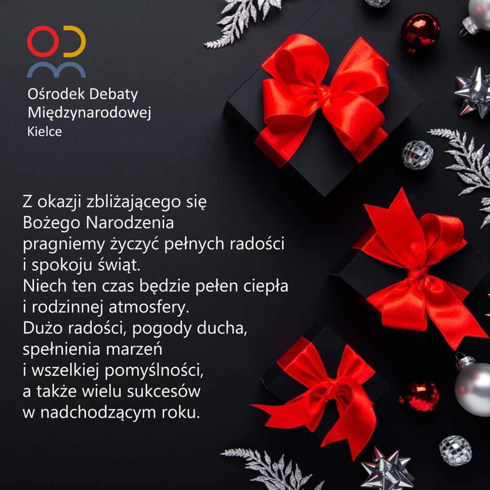Wesołych Świąt!🎄