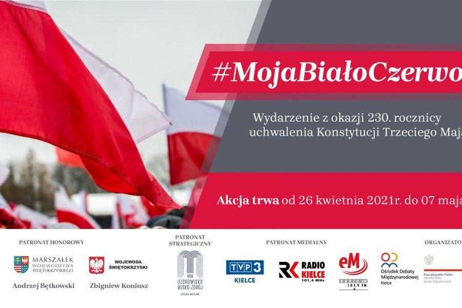 #MojaBiałoCzerwona